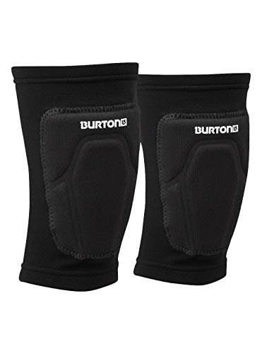 Burton Mens Basic Knee Pad, True Black, X-Small