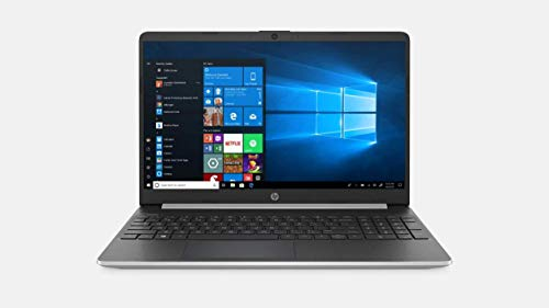 2020 HP 15 15.6' HD Touchscreen Premium Laptop - 10th Gen Intel Core i5-1035G1, 16GB DDR4, 512GB SSD, USB Type-C, HDMI, Windows 10 - Silver W