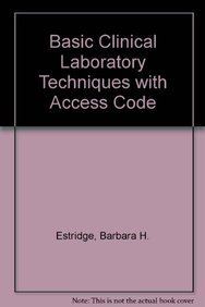 Basic Clinical Laboratory Techniques with Access Code