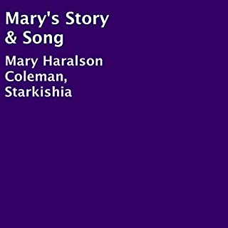 Mary's Story & Song cover art