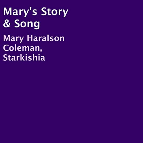Mary's Story & Song audiobook cover art