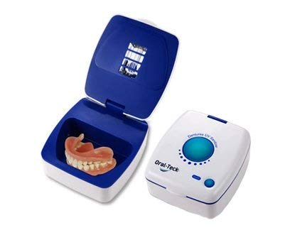 Esterilizador por UV y Ozono. UV Sanitizer. Multiples usos: Dentaduras