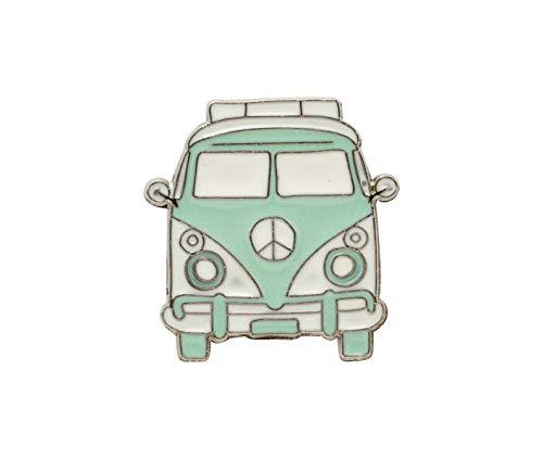Knighthood Pin's classique en forme de van de camping-car vert citron pour manteau, costume, cadeau de mariage, fête, chemise, accessoire pour homme