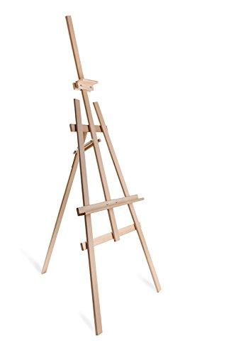 Leinwand Staffelei Holz Künstler Gemälde Studio Staffelei 180cm
