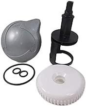 Cal Spa Diverter Valve Kit Stem O-Rings Cap Teardrop Handle Hot Tub Video How To