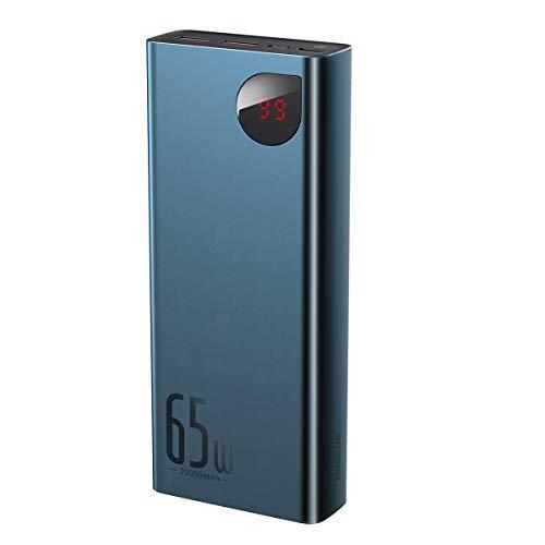 Baseus 20000mAh - USB-C PD 65W