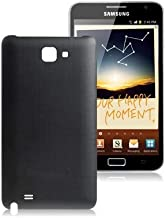 Original Battery Back Cover PH Original Back Cover for Galaxy Note / i9220 / N7000(Black) Battery Cover (Color : Black)