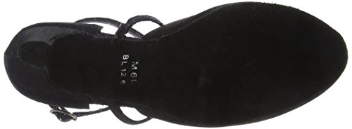So Danca Bl126, Damen Standard & Latein, Schwarz (Black), Schwarz (Black), 40 EU (9L) - 4