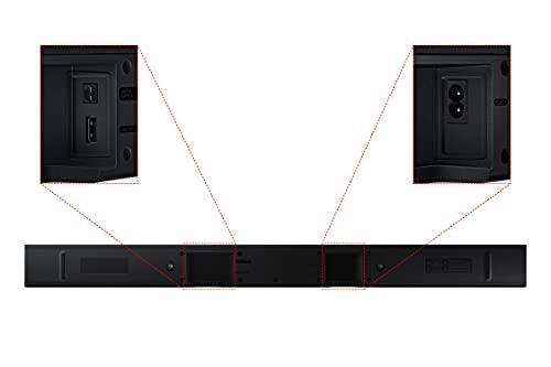 Samsung Soundbar HW-A430/ZF da 270W, 2.1 Canali, Nero