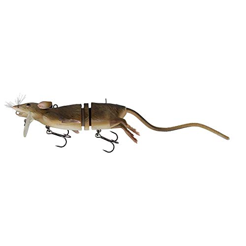 Savage Gear 3D Rad (Rat) Brown 30cm 86g