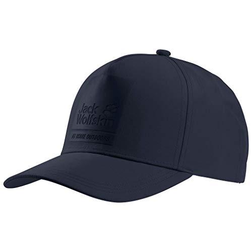Jack Wolfskin 365 BASEBALL CAP Kappe, night blue, ONE SIZE