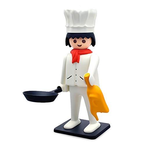 Plastoy Figura Chef Playmobil 25cm