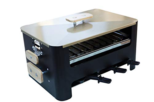 IMOR, Barbacoa portátil de carbón - modelo FAMILY