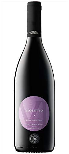 Vinum Merum - Vino - Bonarda Dolce Frizzante Violetto - 2015-1 Bottiglia da 750 ml