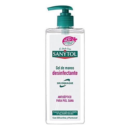 Sanytol Gel Higienizante Antiséptico 500 Ml, One size, Vanilla