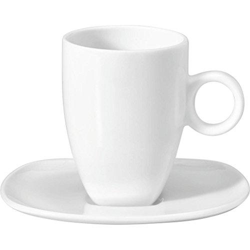 Cashmere Espressotasse mit Untere hoch