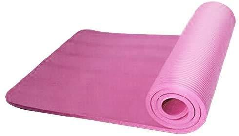 LOAER Yoga Mat Gym Principianti Sportivo Indoor Bodybuilding Pads Fitness Ginnastica Stuoie Materasso Pieghevole Cuscino Gomito Tappetino