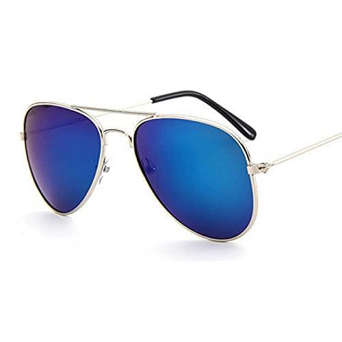 Gafas De Sol De Mujer, Niños Niños Gafas De Sol Estilo Aviador Niños Gafas De Sol 100% Protección Uv Gafas De Sol Para Deportes Al Aire Libre, Conducción, Playa, Citas, Fiestas, Compras, Regalos,