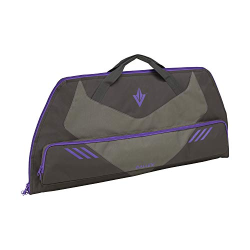 Allen Company Belladonna Compound Bow Case, 38 inches - Shadow/Violet