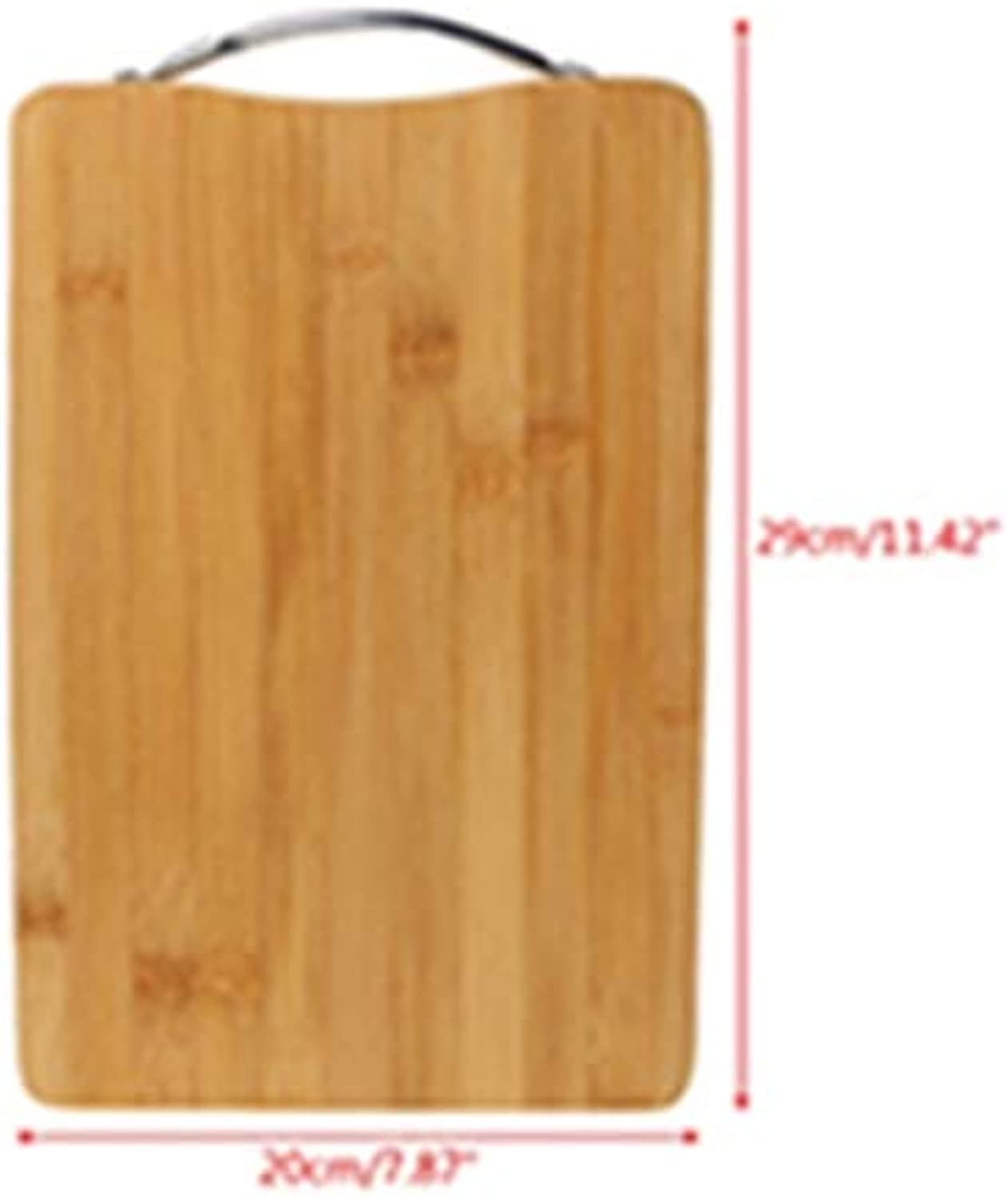 Durable Natural Bamboo Rectangle Chopping Cutting Board for Meat Vegetable Fruit Bread Kitchen Tools Cutting Board New Hot   1