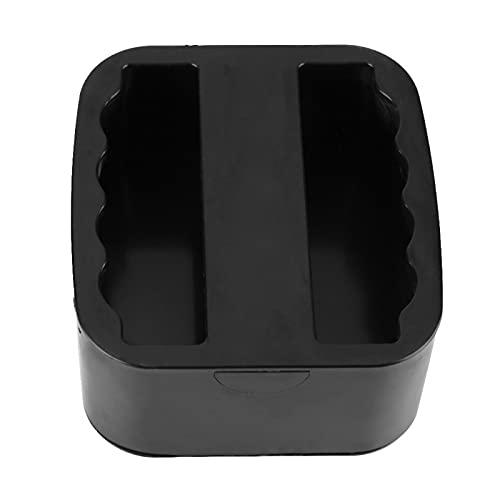 Shipenophy Mango de Tabla de Surf de 13 * 12 * 6 cm para Barcos para Bote de Goma para Yates para Barcos(Black)