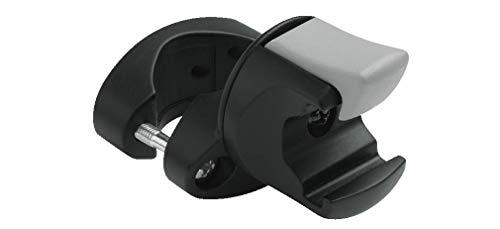 ABUS Unisex– Erwachsene EaZy KF Halterung, schwarz, One Size