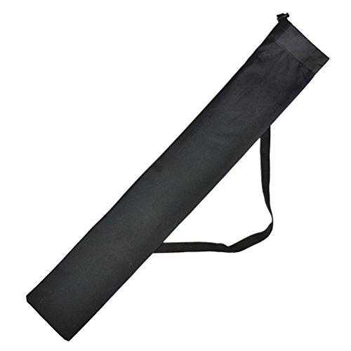 WINOMO portátil plegable Alpenstocks Sticks bolsa de bolsa