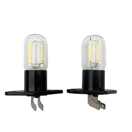 Led Z187 Lampadina A Microonde Verticale Destra T170 1.5w Lampada A Incandescenza A Incandescenza 20w Equivalente Galanz LG Samsung Sharp Whirlpool WB36X10303 WB36X10063
