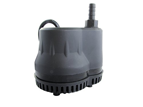 FibroPool Electric Swimming Pool Winter Cover Drain Pump (600 GPH)
