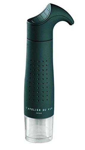 L'Atelier du Vin 095382-4 Gard'vin ON/off, Nero, L 10 cm x l 1,5 cm x h 1,6 cm