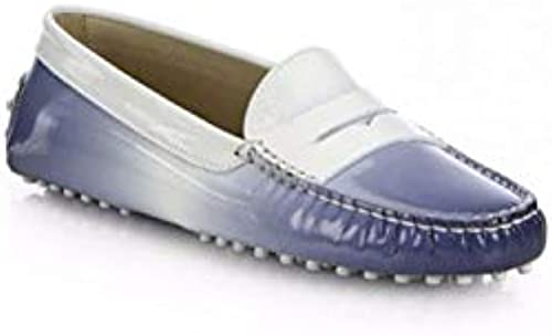 Tod& 039;s - Gommini Patent Leather Ombre Drivers - XXW00G0Q090D8HU809