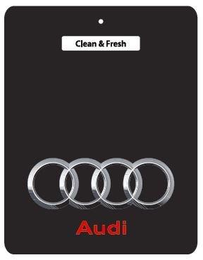 2 £5 DEAL! Aire ambientador Audi Serie 80, 90, 100