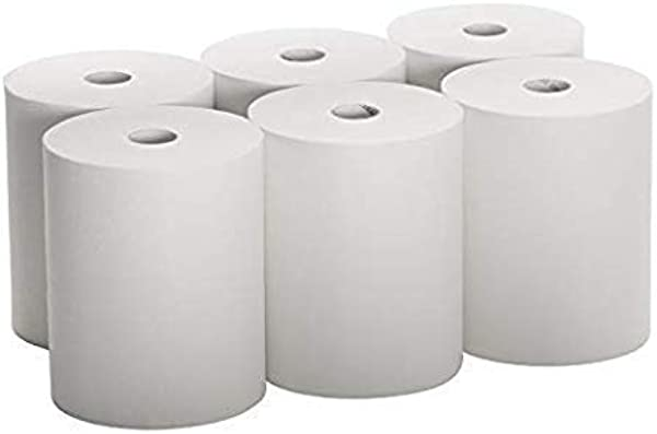 EnMotion Compatible High Capacity Tad Paper Towels 10 Inch Wide Rolls 6 Rolls Premium Quality