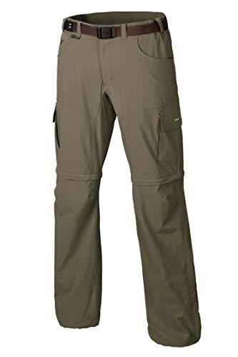 Pantalon Ushuaia de Sortie Taille Homme Marron 48