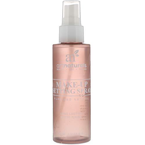 ArtNaturals Spray Fixateur de Maquillage - 118ml - Longue Durée / Tient toute la Journée - 100 % Naturel à l'Aloe Vera
