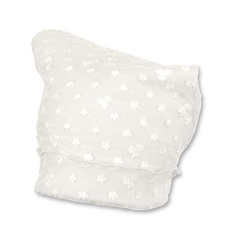 Sterntaler Baby-Mädchen Kopftuch Mütze, Beige (Ecru 908), 41