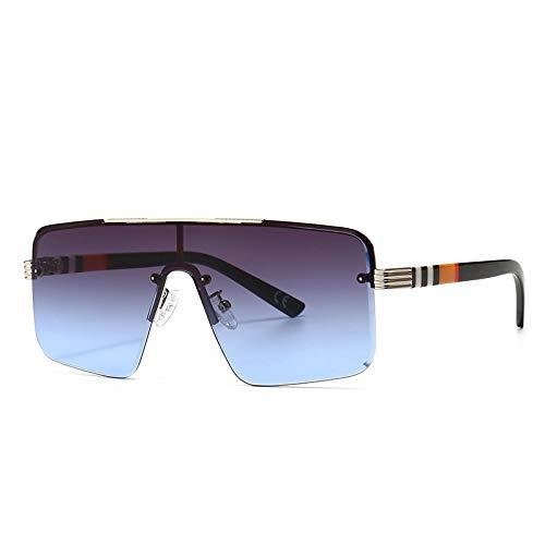 NBJSL Mujeres Retro escocés patrón espejo piernas gafas de sol señoras playa gafas de sol exquisito embalaje de regalo