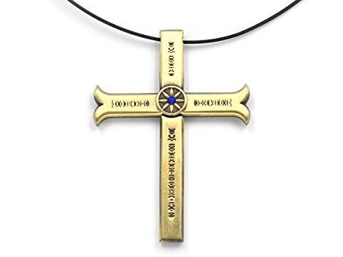 CoolChange One P. Halskette von Mihawk Dulacre   Kette mit Kreuz