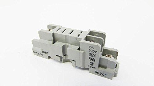 IDEC SH1B-05 300 VAC, 10 AMP, DIN-Rail Mount, Screw TERMINALS, Relay...