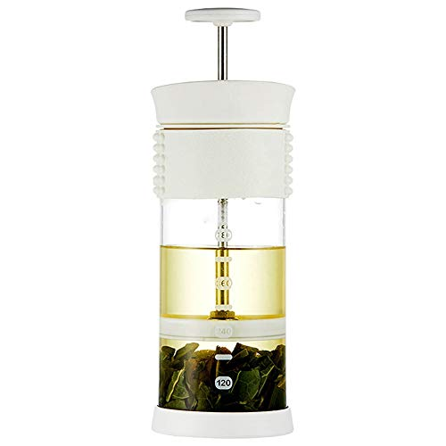 New Coffee Press French Press Pot Handleless Design Portable French Press Coffee Maker Home Essentia...