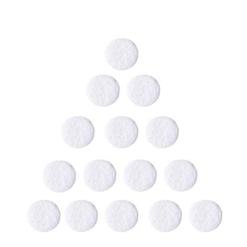 Cotton filter, Seagold 100PCS 10 mm Microdermabrasion Cotton Filters...