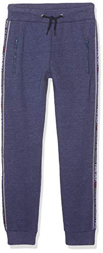 Salt & Pepper Jungen Trousers Fire Uni Hose, Blau (Dark Blue Melange 492), 104 (Herstellergröße: 104/110)