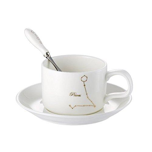 sterrenbeeld Keramische Theekop Koffie Beker Pisces