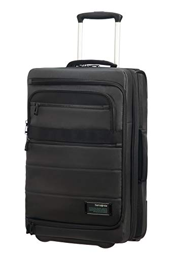 Samsonite Cityvibe 2.0 Mobile Office Suitcase 55 cm, Jet Black (Black) - 115518/1465
