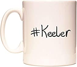 #Keeler Taza por WeDoMugs®