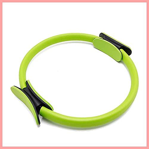 rsd Fitness-Trainingsgerät Oberschenkelband Dünner Und Strecken Bein Oberschenkel Beinklemme Pilates Ring Fitness Ring grün
