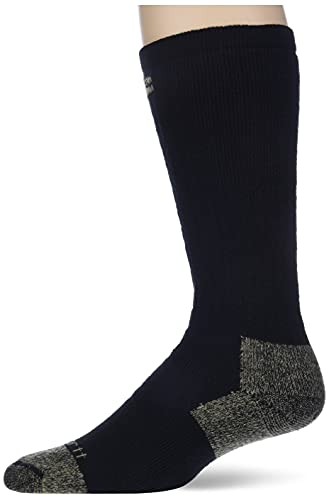 Carhartt .A555-2.BLK.S083 - Calcetín para botas de trabajo, punta de acero, grande, color negro