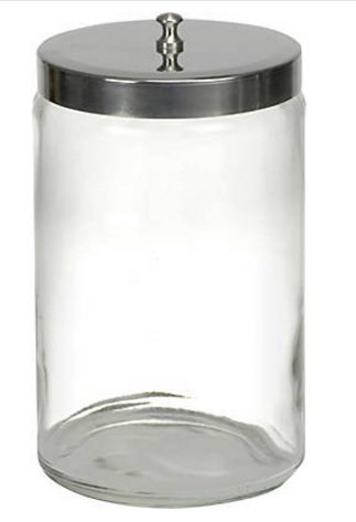 McKesson Glass Sundry Jars - 63-4012EA - 1 Each