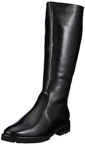 Gerry Weber Shoes Damen Sena 2 04 Hohe Stiefel, Schwarz (Schwarz La820 100), 37 EU