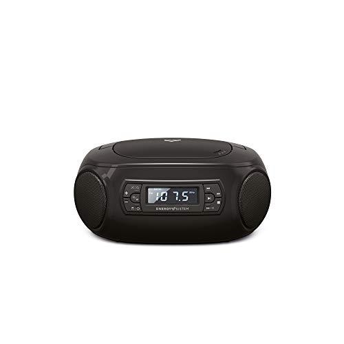 Energy Sistem Boombox 3 Altavoz (Bluetooth, CD Player, USB MP3 Player, FM...